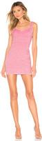 superdown x REVOLVE Sirena Tweed Mini Dress