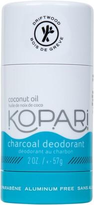 Kopari Natural Coconut Charcoal Deodorant