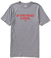 The North Face Short-Sleeve My Other Mother Tri-Blend Slim-Fit Graphic Tee