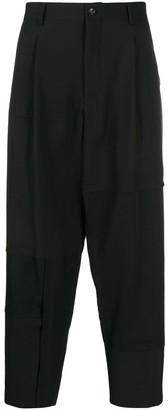 Comme des Garcons Tailored Crop Trousers