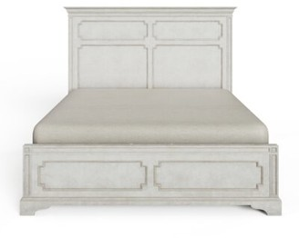 Stanley Furniture Hillside Panel Bed Size: Queen, Color: Feather