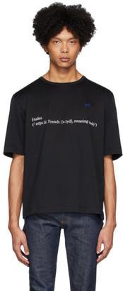 Études Black Unity Definition T-Shirt