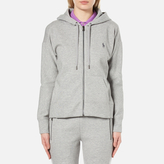 Polo Ralph Lauren Women's Full Zip Hooded Top Andover Grey