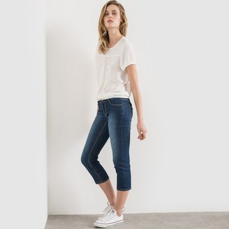 """La Redoute Collections Cropped Jeans, Length 28"""""""