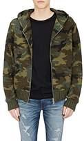 Amiri Men's Camouflage Cotton Shotgun Hoodie