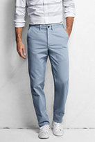 Classic Men's Traditional Fit Casual Chino Pants - Custom Hemming-Pale Slate