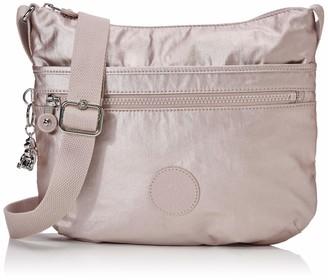 Kipling Women's K11343 Cross-Body Bag Brown Brown (Twisted Brown)