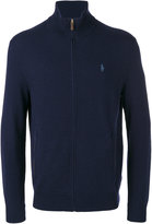 Polo Ralph Lauren zipped jumper
