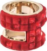 Swarovski Velvet Large Rock Ring by Viktor & Rolf