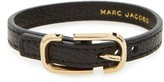 Marc by Marc Jacobs Women's Marc Jacobs Icon Leather Bracelet