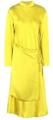 FRONT ROW SHOP Knee-length dress