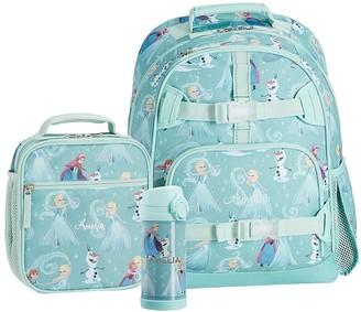 Pottery Barn Kids Mackenzie Disney Frozen Backpack & Lunch Bundle, Set Of 3