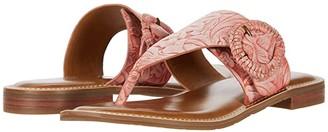 Patricia Nash Fulvia (Coral) Women's Sandals