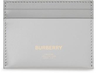 Burberry Leather Horseffery Print Card Holder