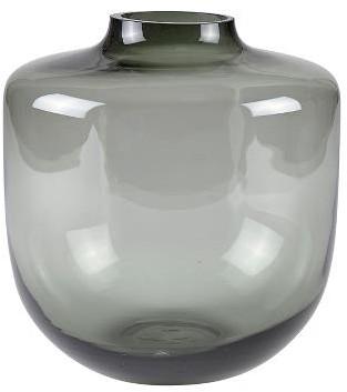 Villa Collection - Glass Vase 20x21cm
