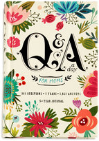 """Celebrate Shop """"Q&A A Day For Moms"""" Book"""