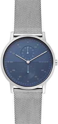 Skagen Kristoffer Mesh Bracelet Watch, 42mm