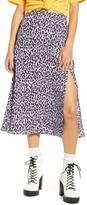 BP Front Slit Midi Skirt