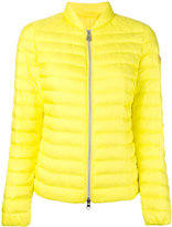 Peuterey zipped padded jacket - women - Feather Down/Polyester - 40