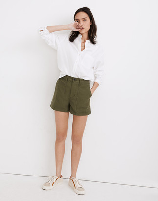 Madewell The Perfect Vintage Military Short