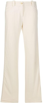 Céline Pre Owned Pre-Owned Straight-Leg Trousers