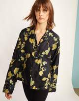 Cynthia Rowley Wipeout Floral Night Shirt