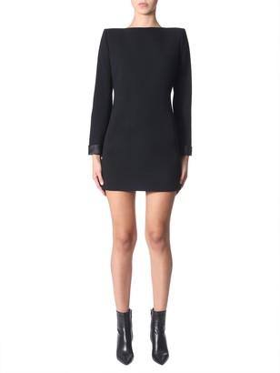 Saint Laurent Wool Dress