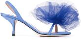 Thumbnail for your product : Marco De Vincenzo Bow Detail Sandals
