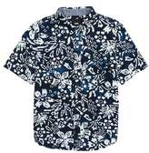 Vans Trippin Batik Print Woven Shirt