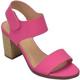 Soda Sunglasses Hot Pink Wait Sandal