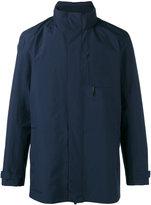 Z Zegna high neck jacket - men - Polyester - XXL