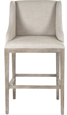 """Zentique Connor Bar & Counter Stool Seat Height: Bar Stool (30"""" Seat Height)"""