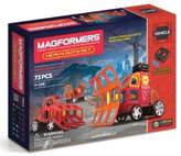 Boy's Magformers 'Heavy Duty' Magnetic Remote Control Vehicle Construction Set
