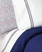 Pine Cone Hill Queen Classic White Fitted Sheet