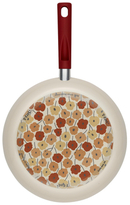 "T-Fal 9.5"" Tres Chic Non-Stick Flower Fry Pan"