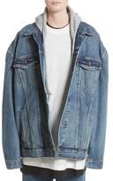 Vetements Women's X Levi's Denim Jacket