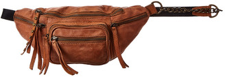 Frye Riley Leather Belt Bag