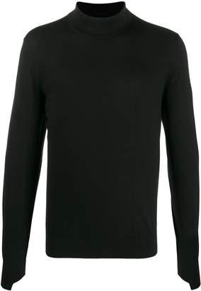 Ermenegildo Zegna knitted roll neck jumper