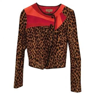 Heimstone Multicolour Leather Jacket for Women