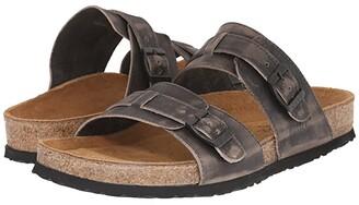 Naot Footwear Santa Cruz (Crazy Horse Leather) Men's Sandals