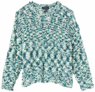 Forever 21 Women's Plus Size Fuzzy Chenille Sweater