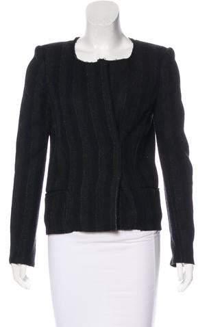 Etoile Isabel Marant Wool Striped Jacket