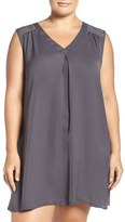 Midnight by Carole Hochman Sleep Shirt (Plus Size)