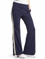 Gap Side-stripe flare track pants