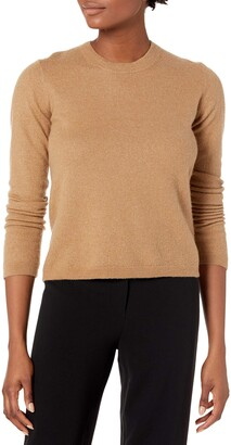 Vince Women's Fitted Cashmere Crew