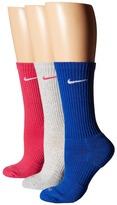Nike Dri-Fit Cushion Crew 3-Pair Pack