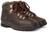 Timberland Euro Classic Leather Boots - Brown