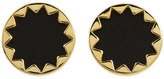 House Of Harlow Sunburst Button Earrings Earring