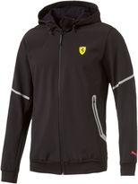 Puma Ferrari Soft Shell Hooded Jacket