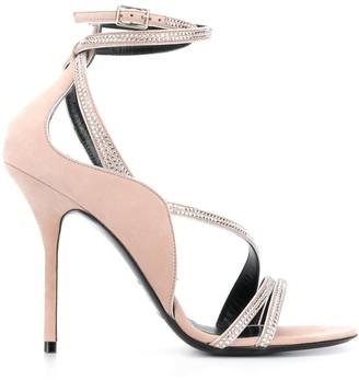Pierre Hardy Midnight open-toe sandals